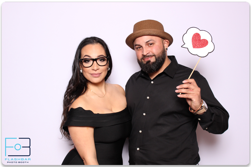 Wedding Photo Booth - Luxe